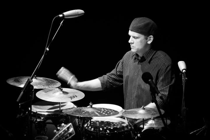 Gabe Harris Drumming
